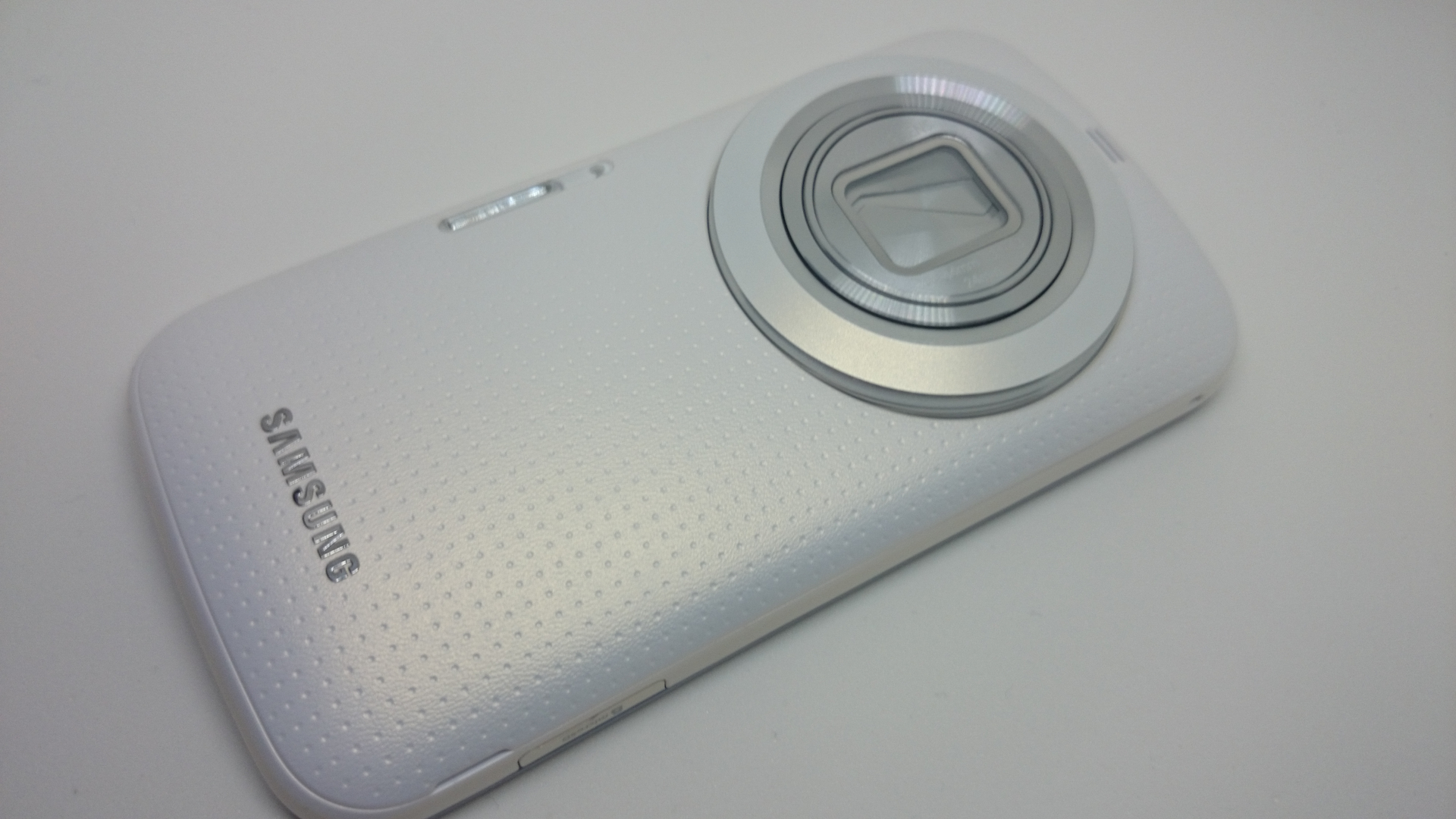 Samsung Galaxy K Zoom Review Coolsmartphone 8gb White