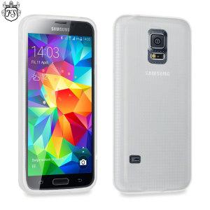 flexishield samsung galaxy s5 mini case frost white p46093 300