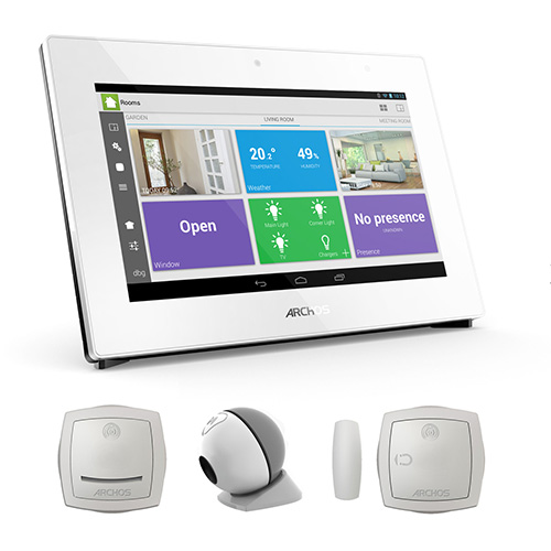 Archos enters the Connected Home scene
