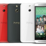 HTC announce the One E8