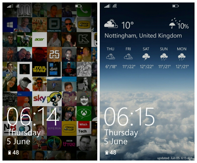 I think Ive fallen for Windows Phone
