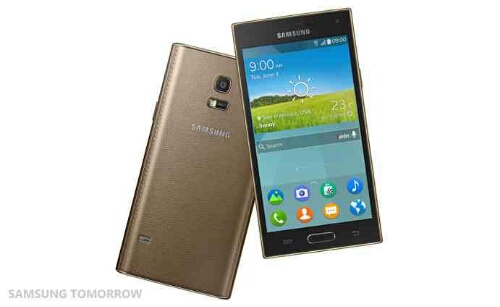 The Samsung Z   A new Tizen smartphone