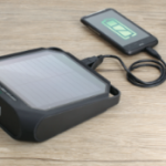 Rugged rukus – Solar powered Bluetooth music