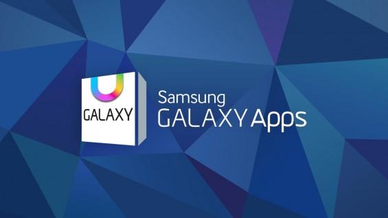 1 Samsung GALAXY Apps icon landscape