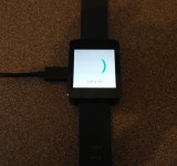 Up close with the LG G Watch