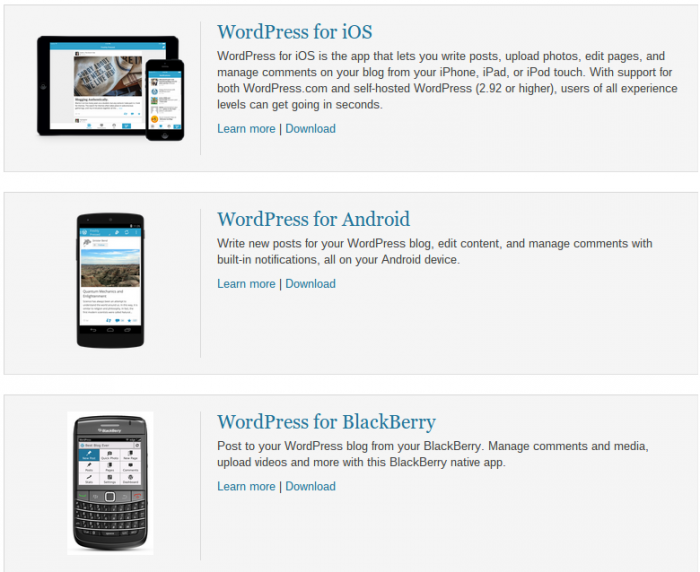 WordPress for Windows Phone... About to end?
