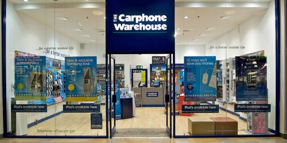 Rumour   Three to return to Carphone Warehouse?