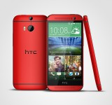 The HTC One (M8) Launches in Red and Pink
