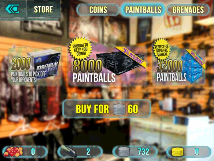 The Fields of Battle Virtual Market