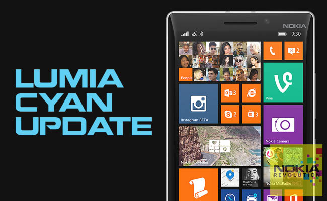 Lumia Cyan now available for Developer Preview devices ...