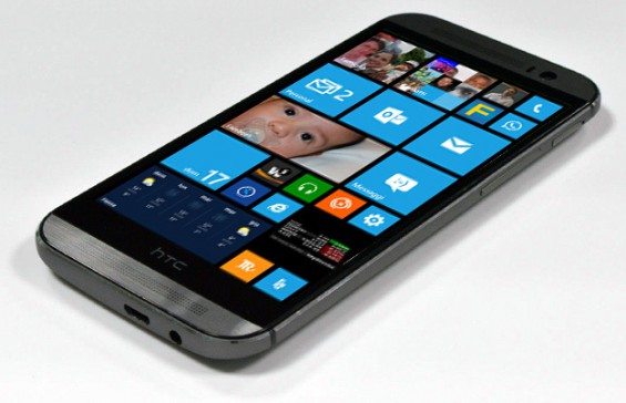Wait (W8) One Mate (M8), a new HTC Windows Phone is on its way