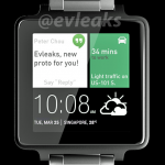 HTC to the the smartwatch arena?