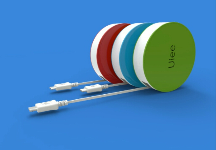 Uiee   The portable charger with a difference.