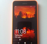Lumia 635 Front Screen