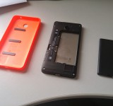 Lumia 635 Back inside Cover