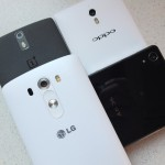 OnePlus Oppo LG and Sony flagship comparison