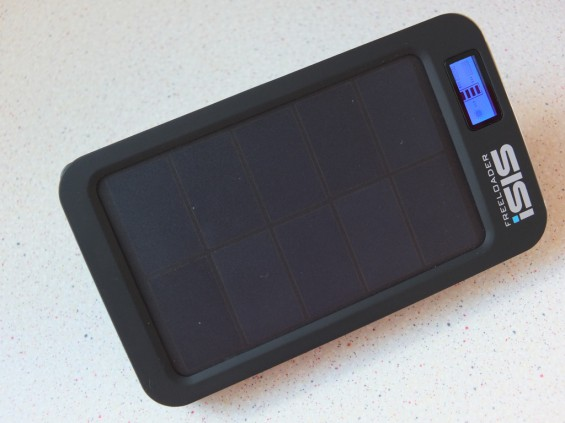 Freeloader Solar Charger Pic5