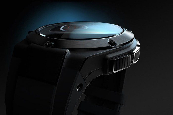 HP reveal their luxury Smartwatch