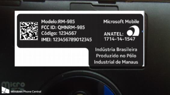 Lumia 830 Microsoft Mobile