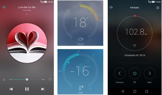 Huawei EMUI 3.0 sneak peek