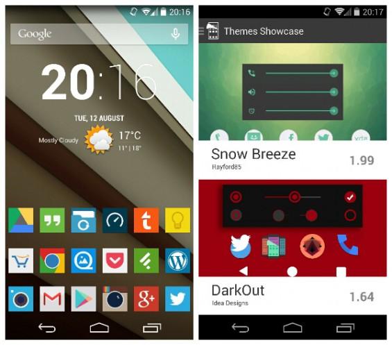 OnePlus Screenshot