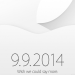 Apple Announces September Event