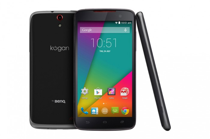 The Kogan Agora 4G has arrived for £149