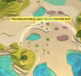 Peter Molyneuxs Godus is available now for the iPhone