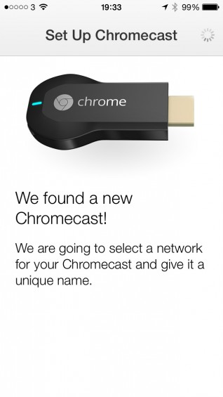 How well does Chromecast work on the iPhone?