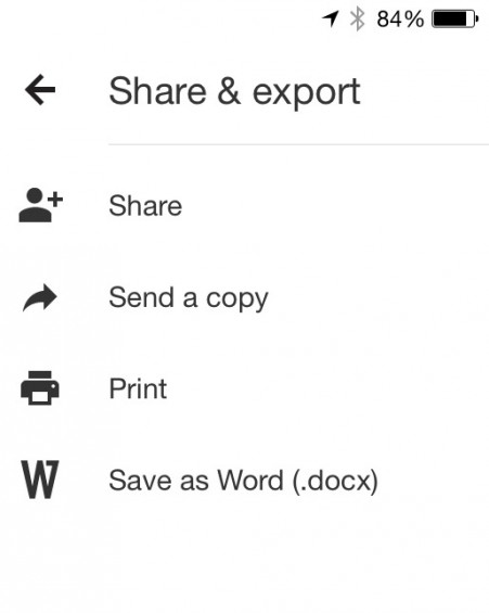 Is Google Docs a viable replacement to Microsoft Office 365 (iOS Update) ?