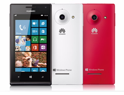 Windows Phone isnt even a choice for Huawei