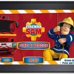 Fireman Sam shows how it's done