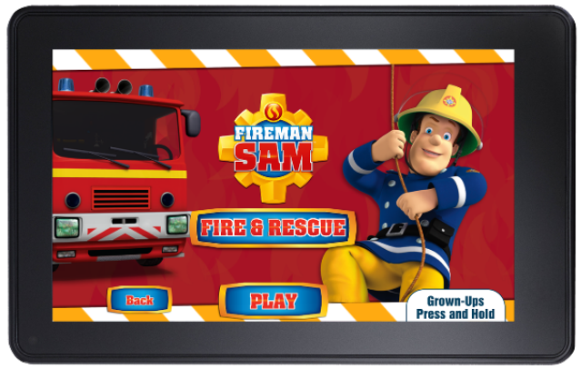 Fireman Sam shows how its done