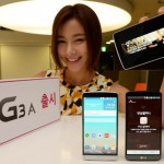 LG announce the G3 A