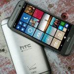 HTC announce the One M8 with Windows