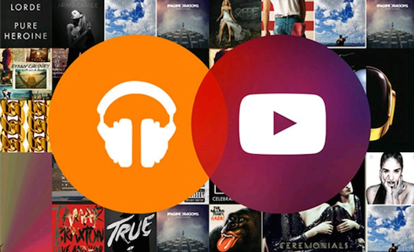 Googles new music streaming service, YouTube Music Key.