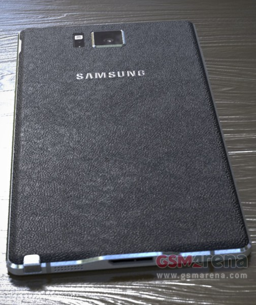 Galaxy Note 4 pictures leaked