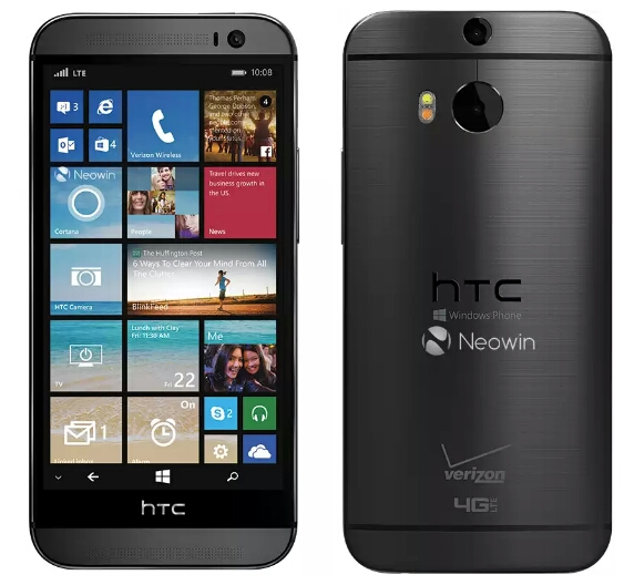 More images of the upcoming HTC Windows Phone appear online