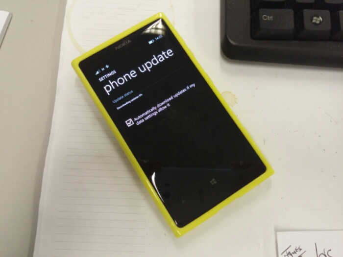 Windows Phone 8.1 update 1 is rolling out to developers now