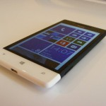 It seems that the HTC 8S won't be getting update 1