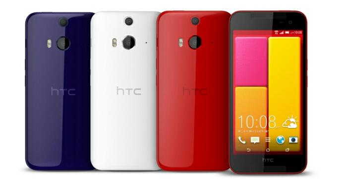 HTC announce the Butterfly 2