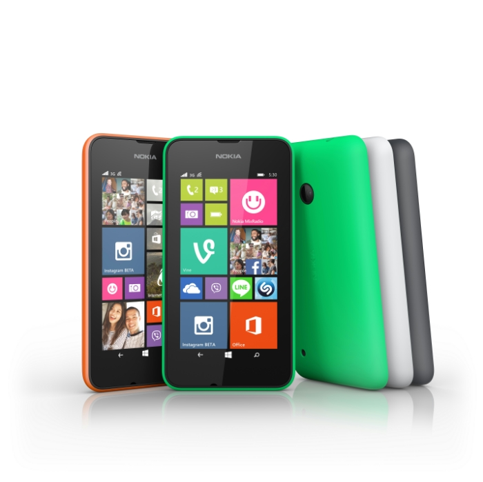 Microsoft announce availability of the Nokia Lumia 530