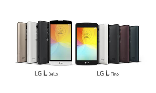 LG announce two new L Series phones