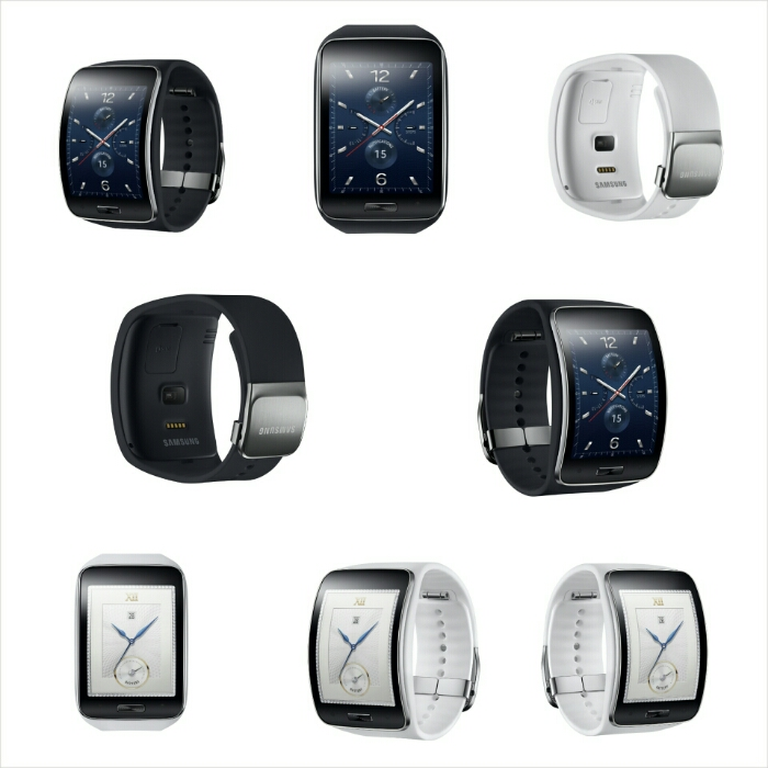 Samsung announce the 3G equipped Gear S smartwatch