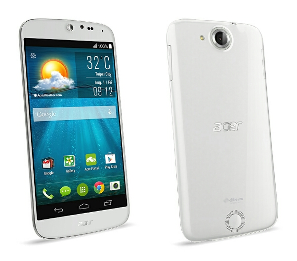 Acer announce availability of the Liquid Jade and Leap