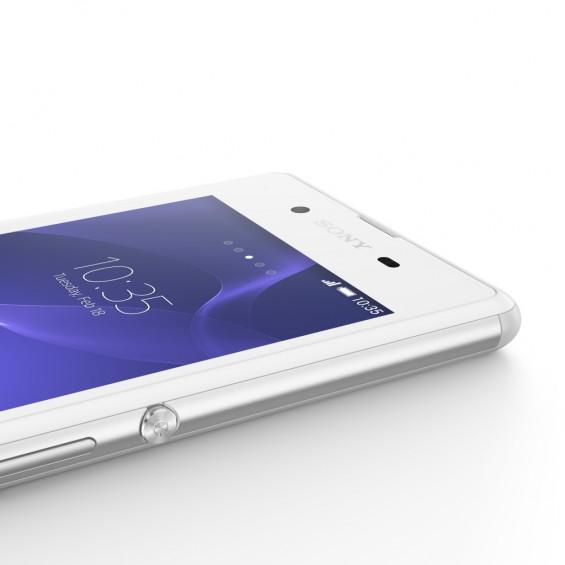 02 Xperia E3 White DesignAngle