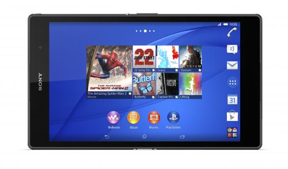 09 Xperia Z3 Tablet Black