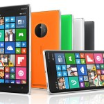 Microsoft launch the Lumia 830