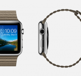 Apple didnt call their watch the iWatch after all