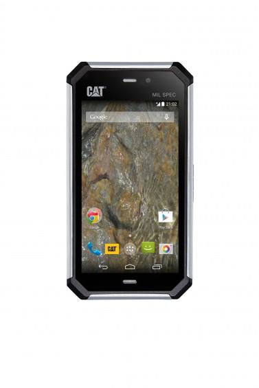 Cat S50 Front Rock1